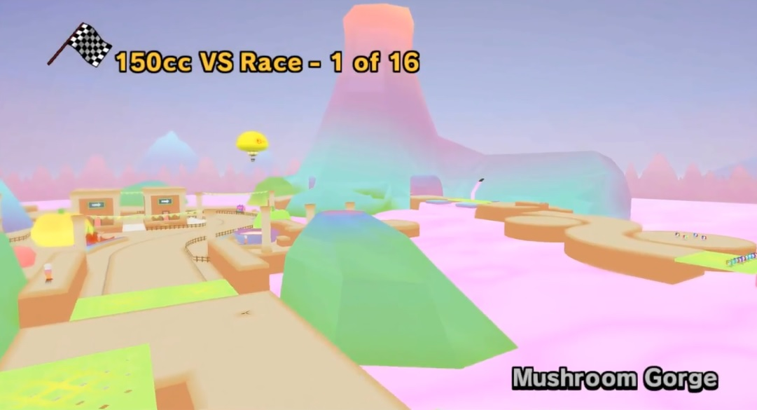 Luncheon Kingdom Custom Track