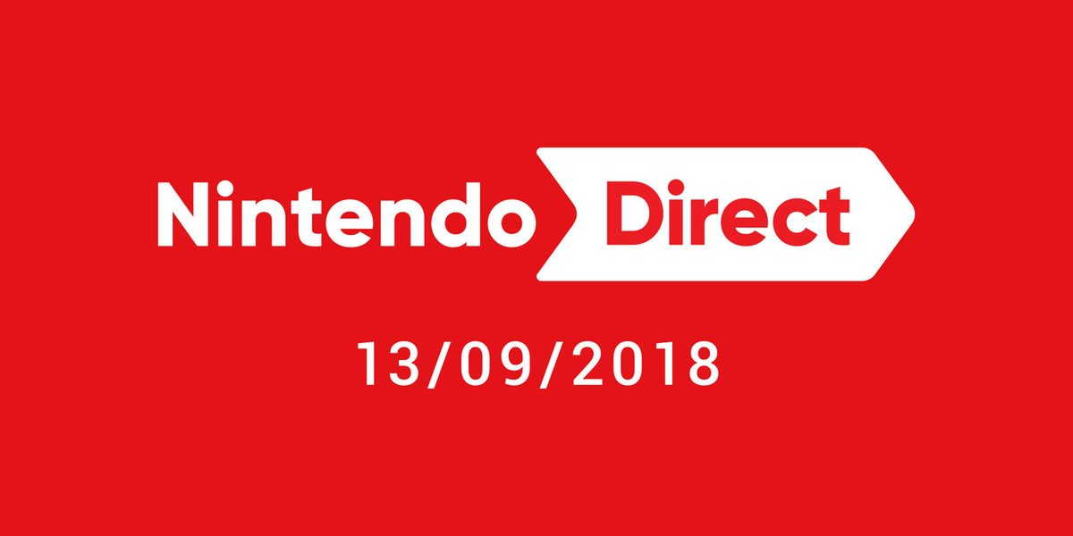 Nintendo Direct September 13th