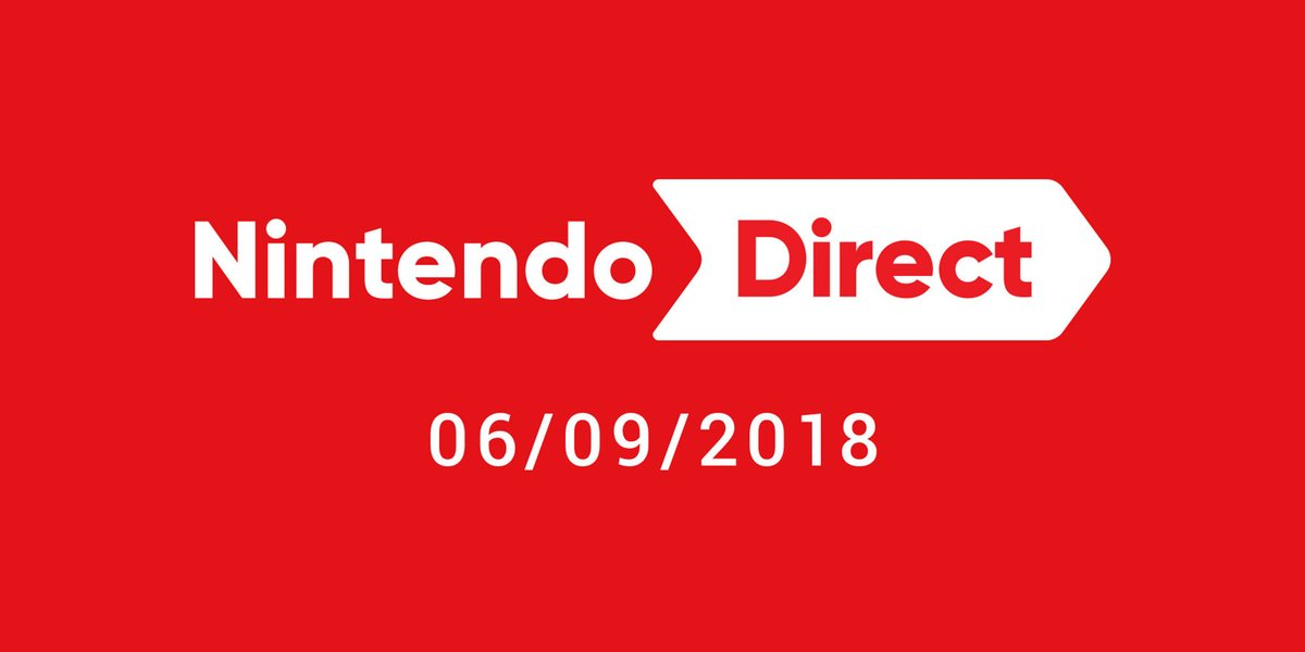 Nintendo Direct September 2018