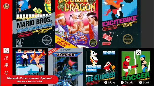 Switch Online NES Games