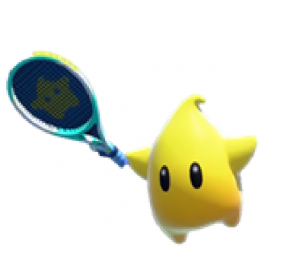 Luma in Mario Tennis Aces