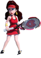 Pauline in Mario Tennis Aces
