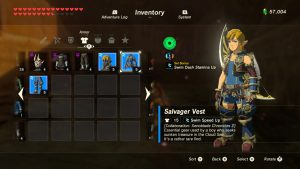 Salvager Set