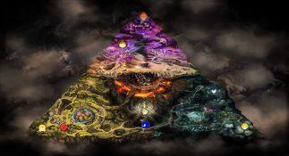 Sacred Realm Map