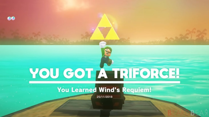 You Got a Triforce
