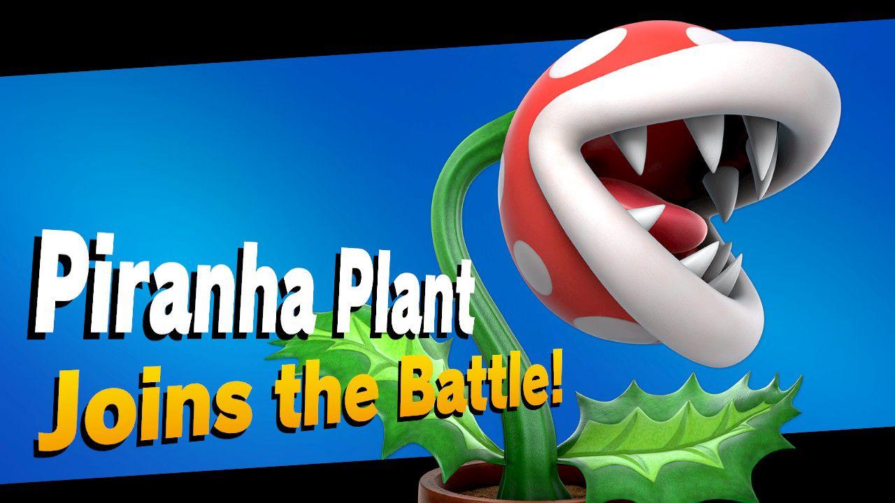 Piranha Plant Unlocked
