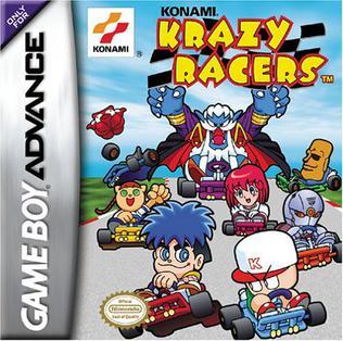 Konami Krazy Racers