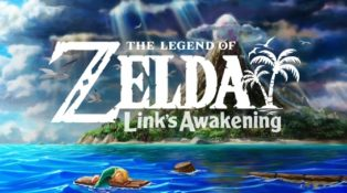 Links Awakening Remake Title