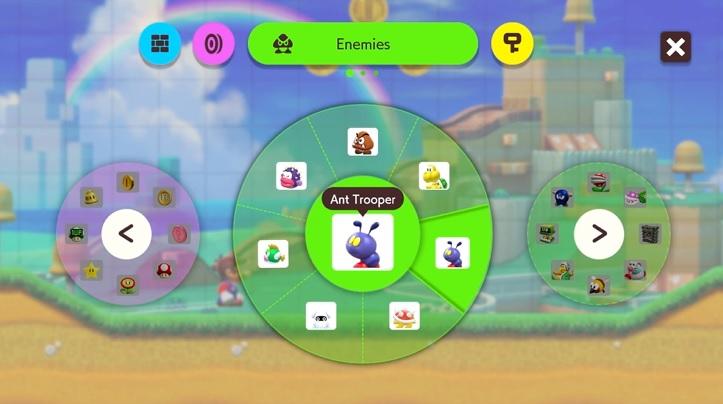 Mario Maker 2 New Enemies