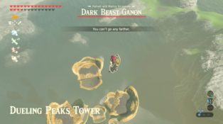 Messed Up Sheikah Tower