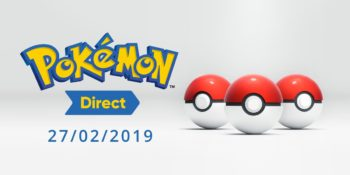 Pokemon Direct