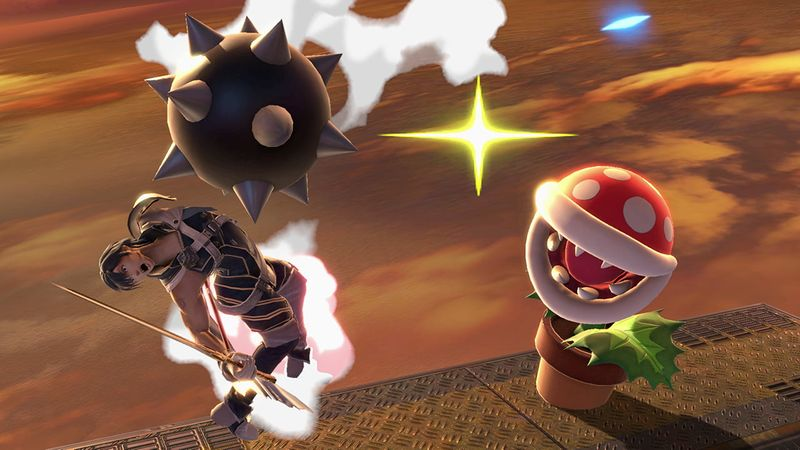 Piranha Plant Screenshot