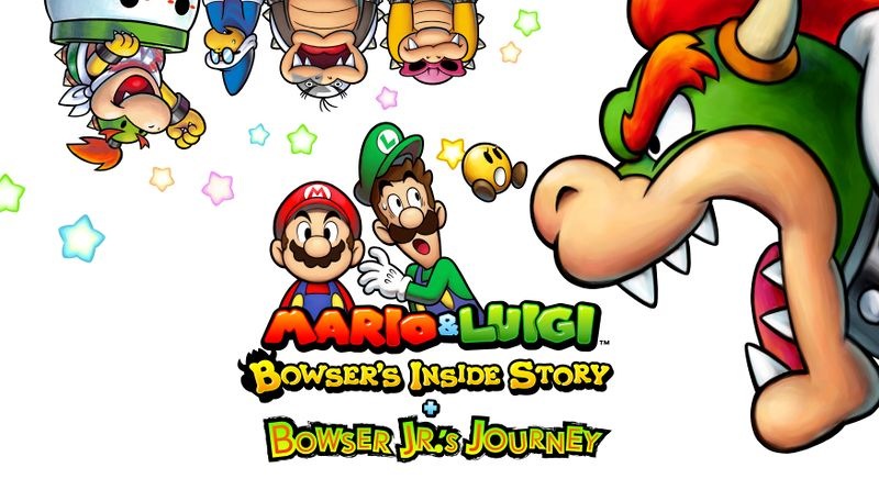 Bowser's Inside Story Artwork