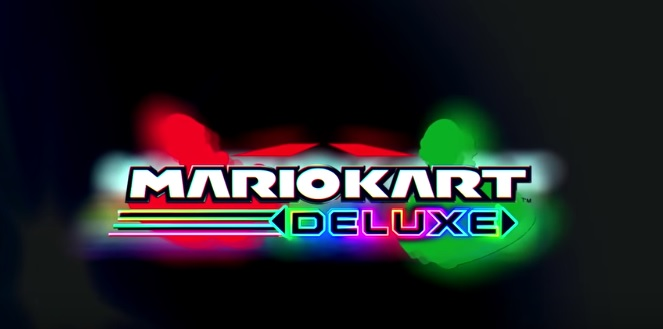Mario Kart DS Deluxe