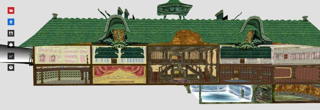 No Clip Luigi's Mansion