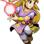Zelda Artwork (Cadence of Hyrule)