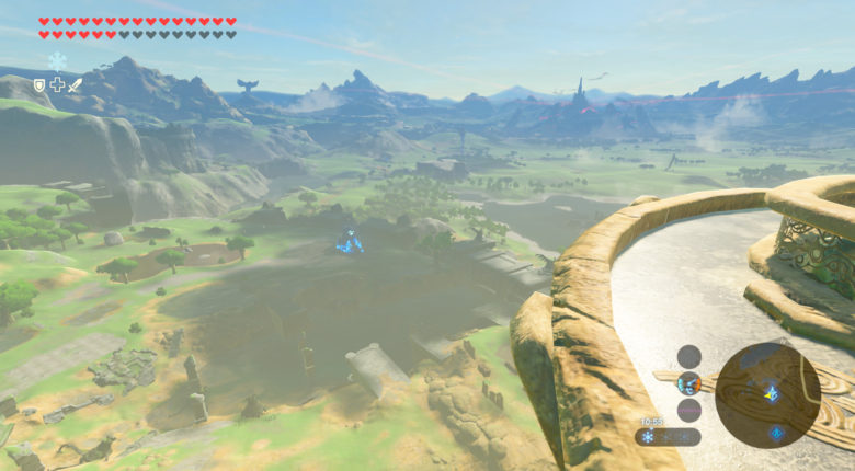 First Person Plateau