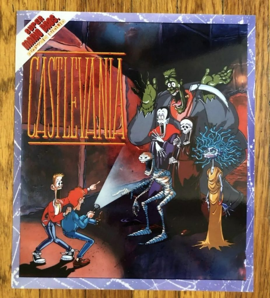 Castlevania TV Concept
