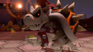 Dry Bowser Mario Tennis Aces