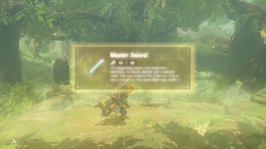 Easy Master Sword