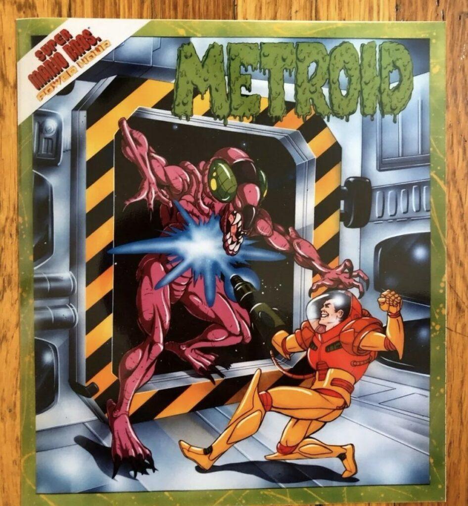 Metroid TV Show Concept