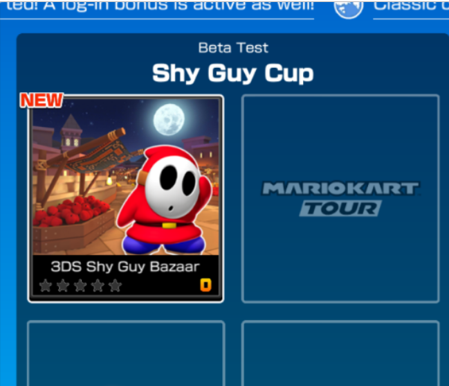 Shy Guy Cup