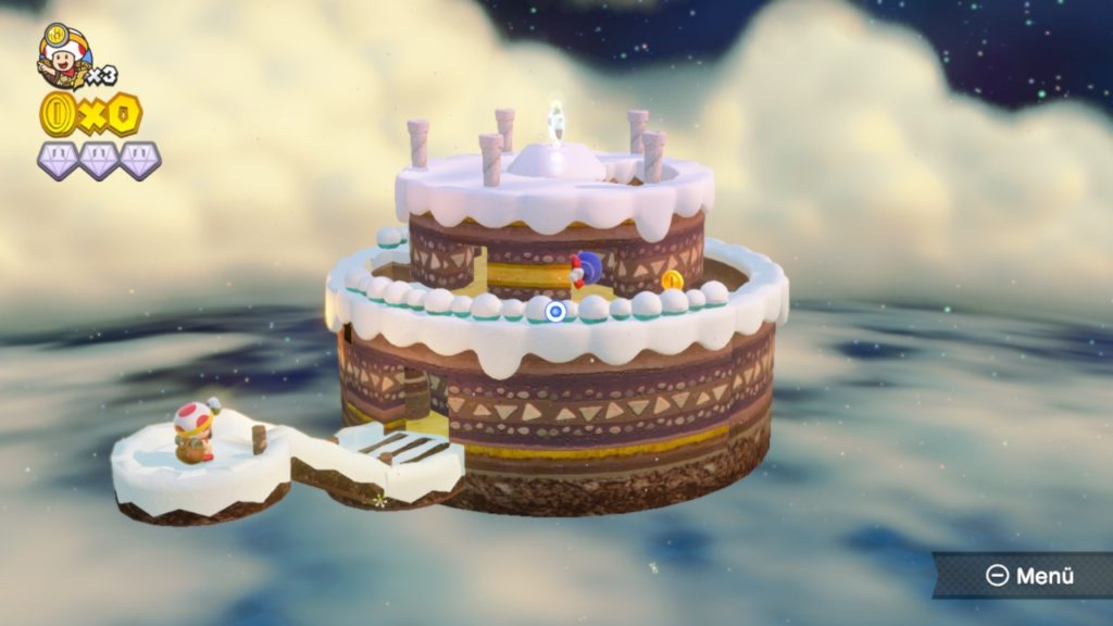 Unused Cake Level