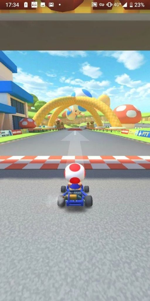 Mario Kart Tour Gameplay