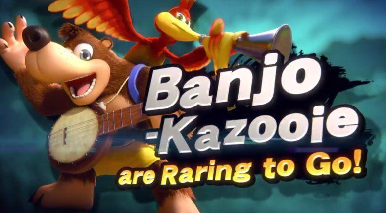Banjo-Kazooie Smash Bros