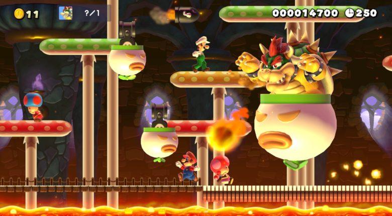 Mario Maker 2 Screenshot
