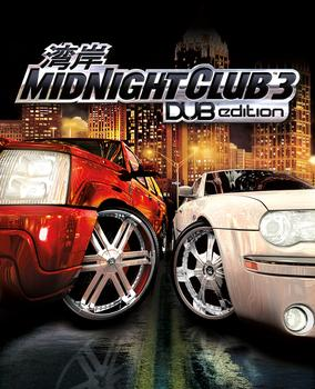 Midnight Club 3 DUB Edition Box Art