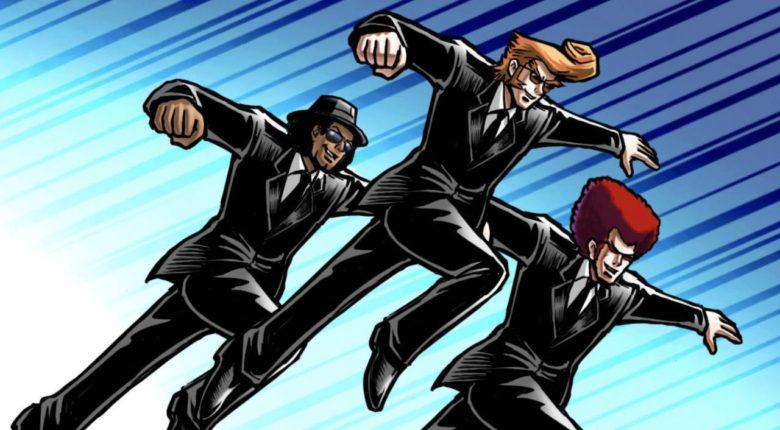 Elite Beat Agents Artwork