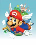Mario 64 Artwork