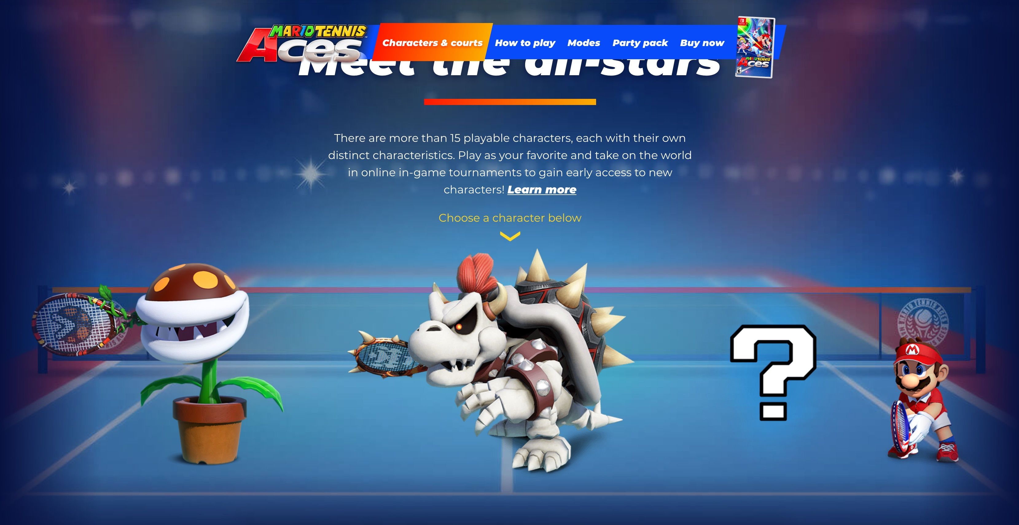 Dry Bowser May Not Be the Final DLC Character in Mario