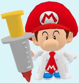 Dr Baby Mario