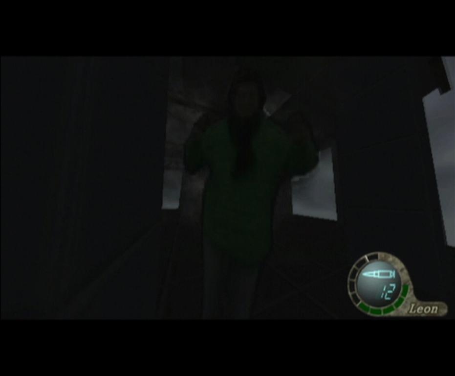 Resident Evil 4 mystery developer pic