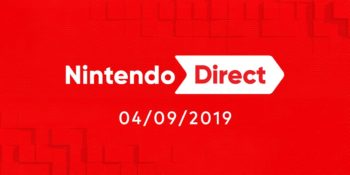 Nintendo Direct September 2019