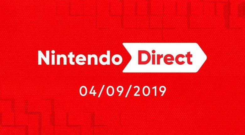 Nintendo Direct September 2019