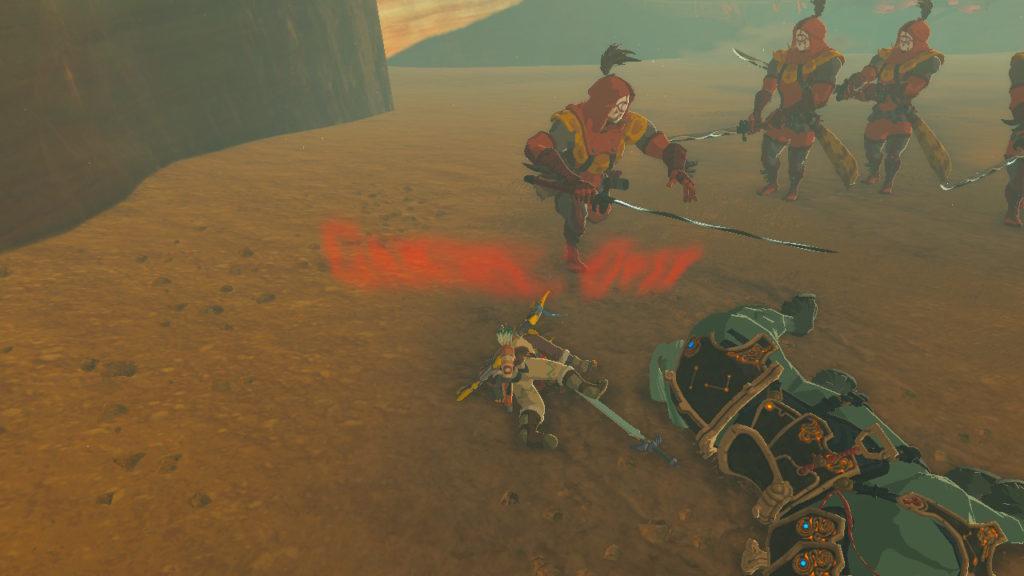 Horse vs Yiga Clan