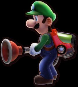 Luigi Plunger