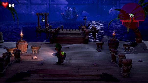 Spectral Catch Dock