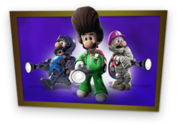 Luigi's Mansion 3 DLC Costumes