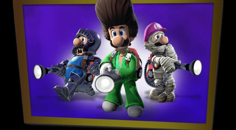 Luigi's Mansion 3 DLC Costumes