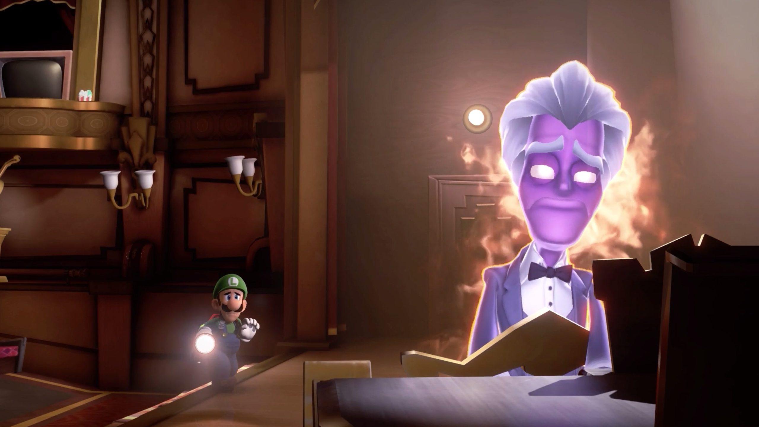 Major New Glitch Lets Luigi S Mansion 3 Players Skip Amadeus