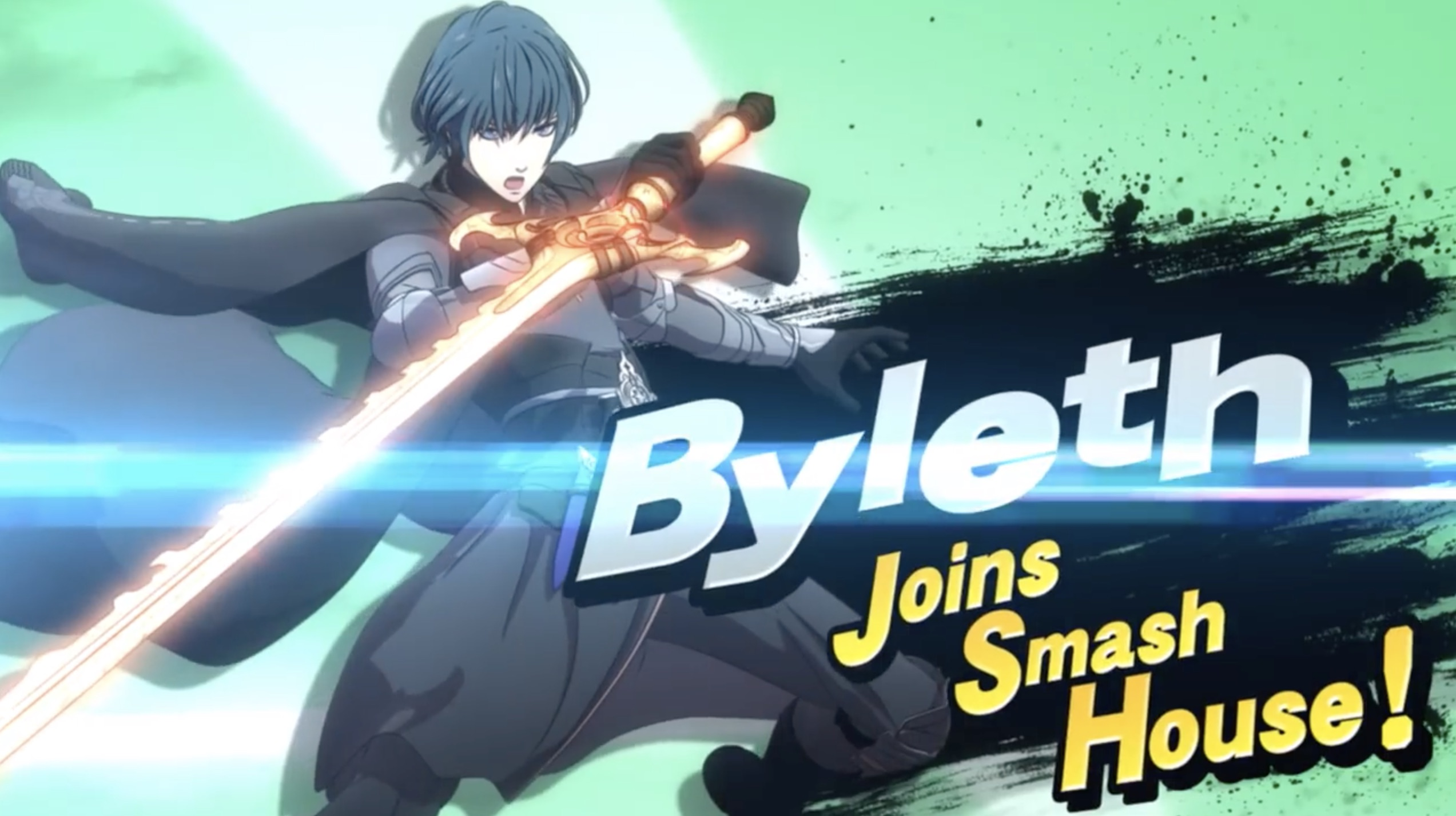 Byleth Intro