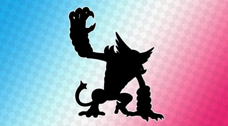 Mystery New Pokemon