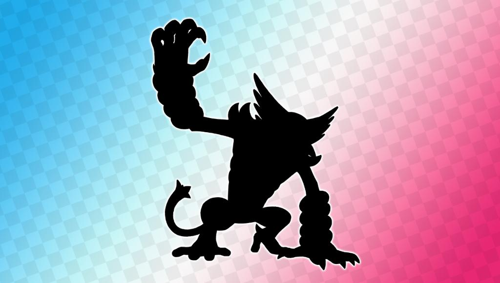 Mystery New Pokemon