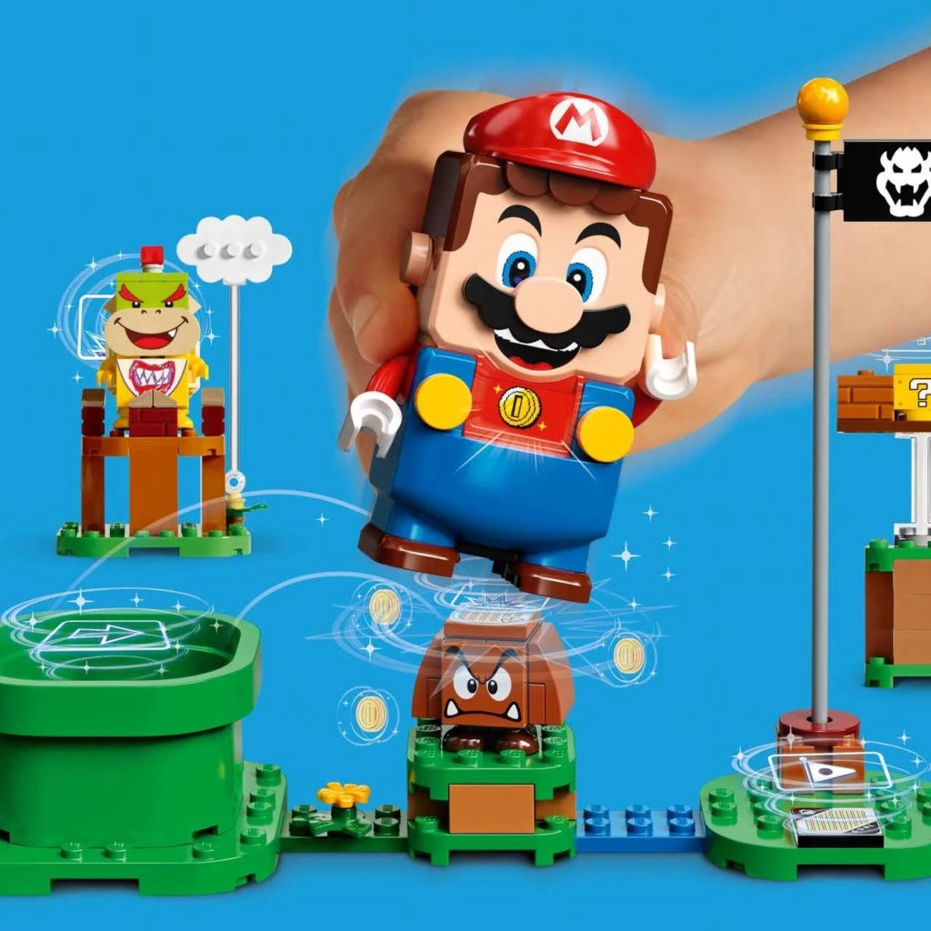 LEGO Mario Artwork 2