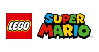 LEGO Mario Logo