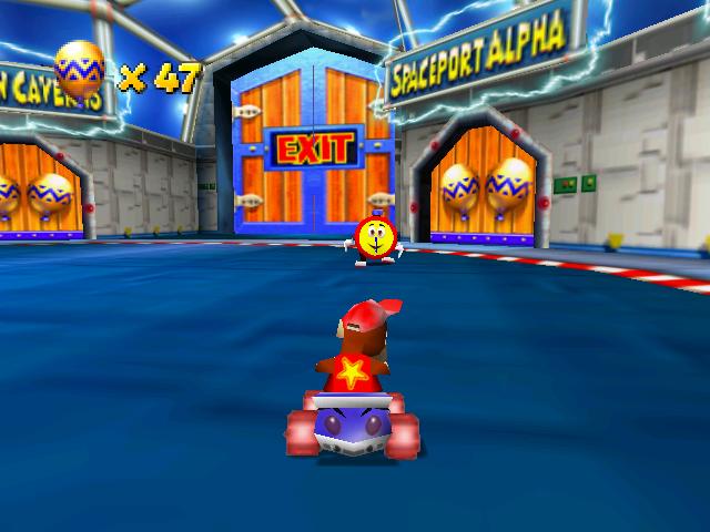 Diddy Kong Racing - TT
